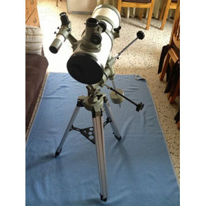 CAMBIO Telescopio reflector New Orion 1000mm