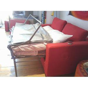 REGALO Sofa cama Ikea