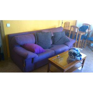 REGALO muebles: mesa tv, mueble salón y sofá