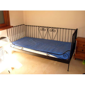 Regalo cama hierro ikea con colch n - Ikea cama individual ...
