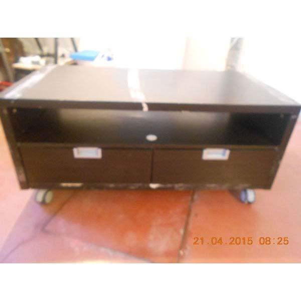Regalo mueble bajo de sal n con 2 cajones for Muebles bajos para salon