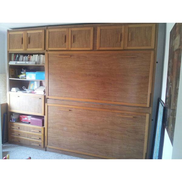 REGALO dos muebles-litera plegables