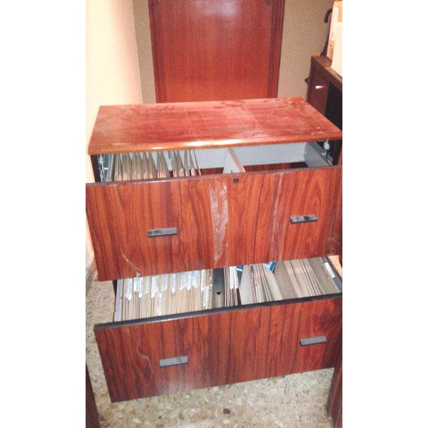 Regalo mueble archivador oficina for Regalo muebles valencia