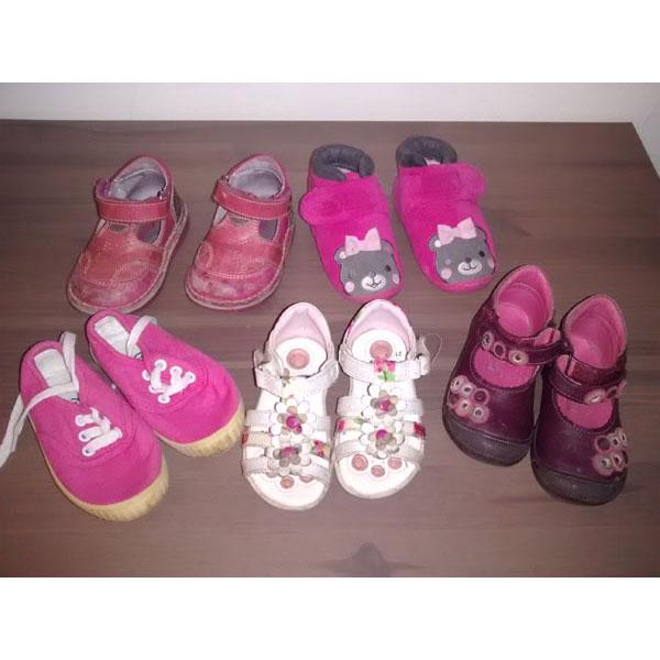 e85e92ae REGALO Zapatos niña - tallas 20 y 21