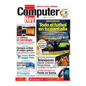 Regalo 125 revistas de computer hoy for Pc in regalo gratis