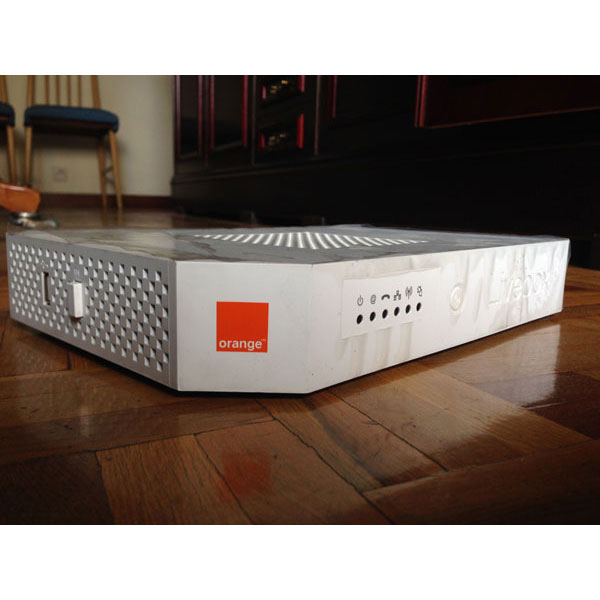 REGALO router Livebox WiFi Orange