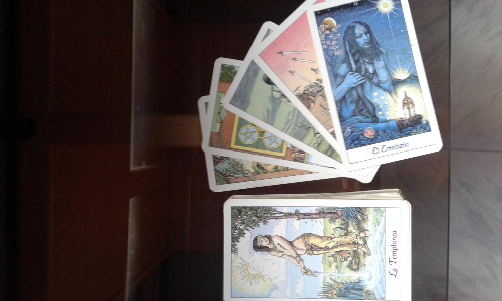 REGALO cartas de Tarot