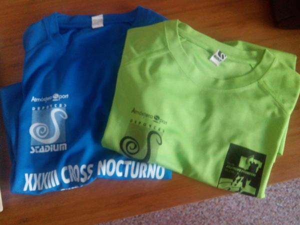 REGALO Camisetas running