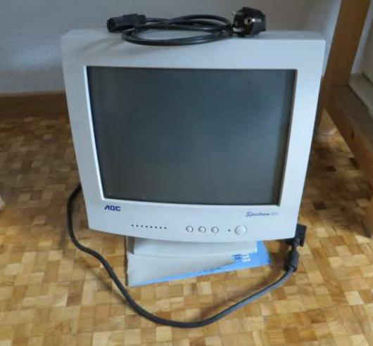 REGALO Monitor de tubo ADC Spectrum 14