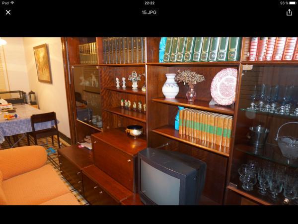 Regalo mueble librer a vitrina tv mi o a coru a - Muebles a coruna ...