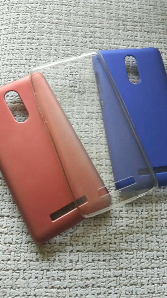 REGALO 3 Fundas Xiaomi Redmi Note 3