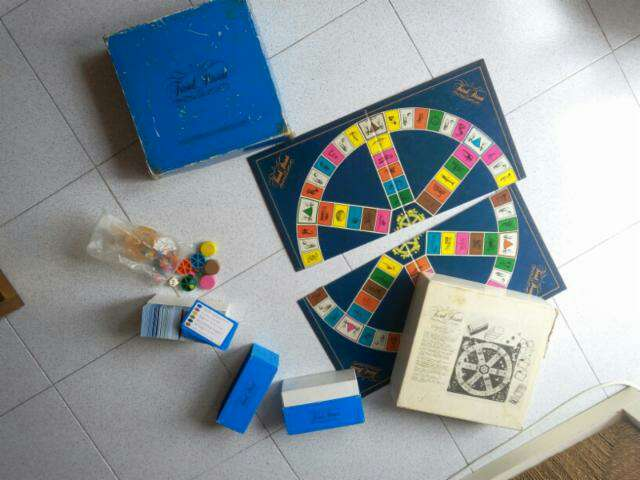 REGALO Trivial pursuit