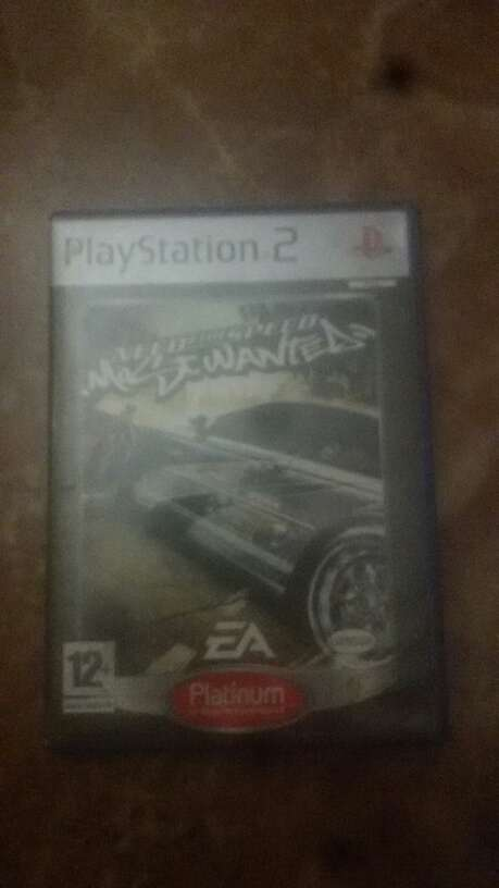 REGALO pley  2 need of Speed Most Wanted