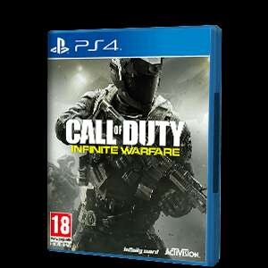 REGALO Call of duty infinite warfare