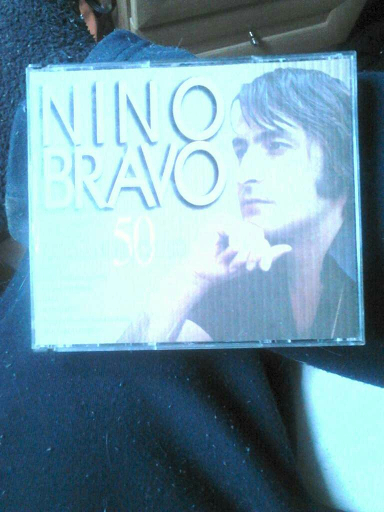 REGALO CD Nino Bravo
