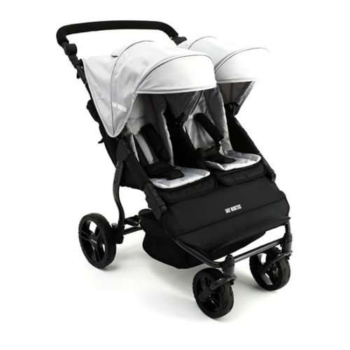 REGALO Carro gemelar easy twin de baby monster