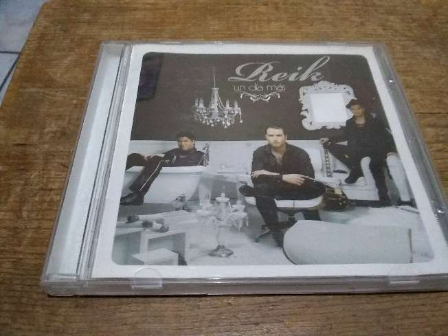REGALO Reik - 3CD