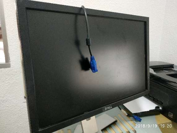 REGALO Monitor plano Dell