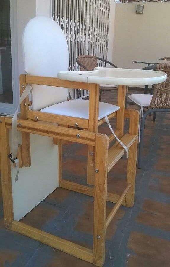 Regalo trona convertible en mesa y silla - Trona de mesa ...