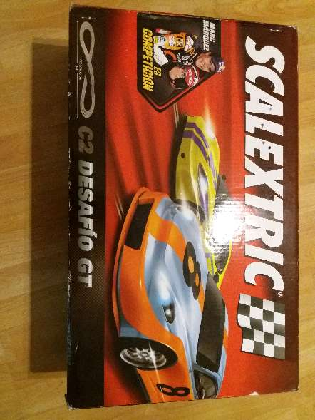 REGALO scalextric