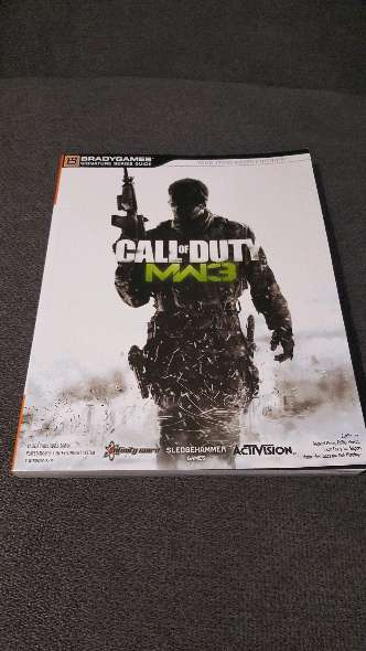 REGALO Guia Call of Duty MW3