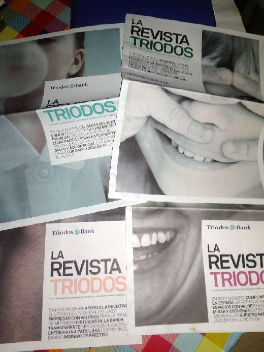 REGALO Revistas Triodos