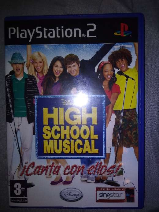 REGALO Singstar hsm ps2