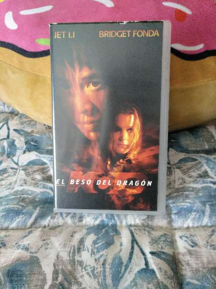 REGALO VHS el beso del dragon