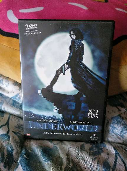 REGALO DVD underwold