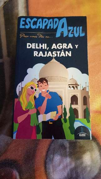 REGALO Guia de viajes de La India