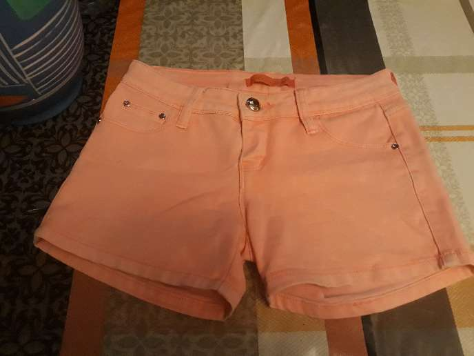 REGALO Short color salmon 38