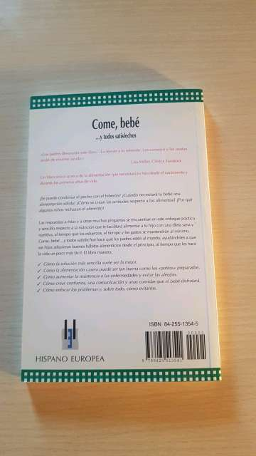REGALO Libro come, bebé
