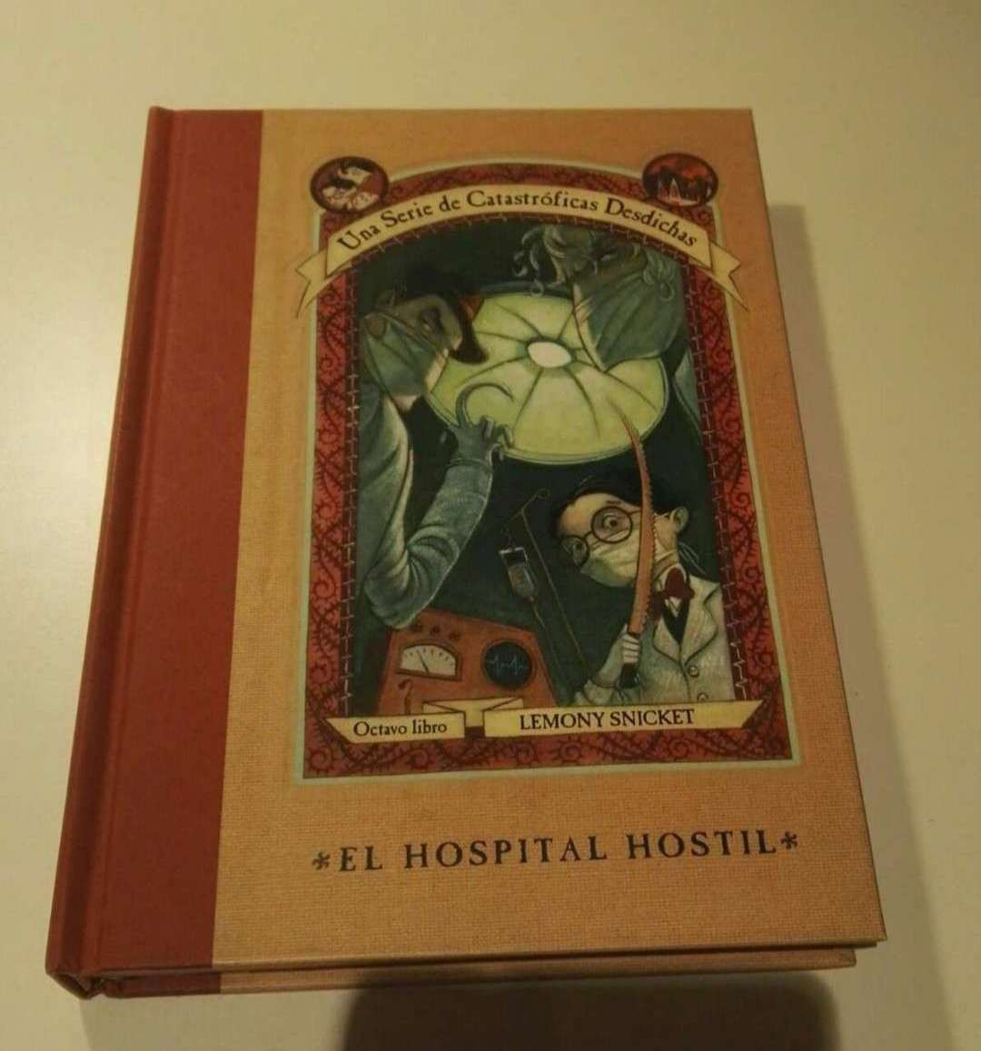REGALO Libro El Hospital Hostil