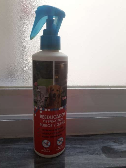 REGALO Spray educador pipí