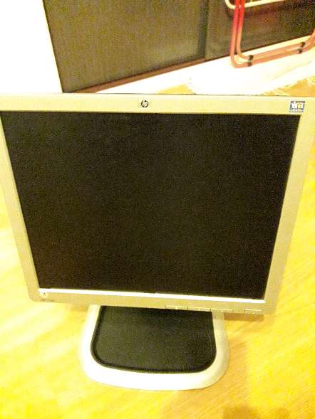 REGALO monitor hp L1750