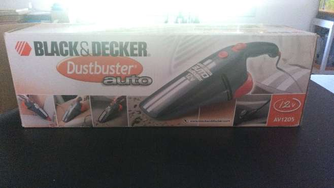 REGALO Aspiradora BLACK&DECKER