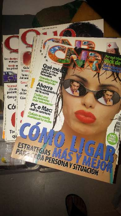 REGALO revistas variadas
