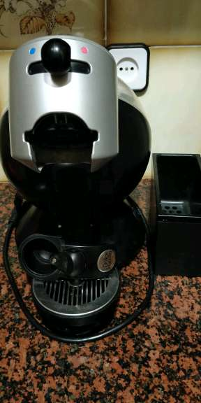REGALO Cafetera Dolce Gusto