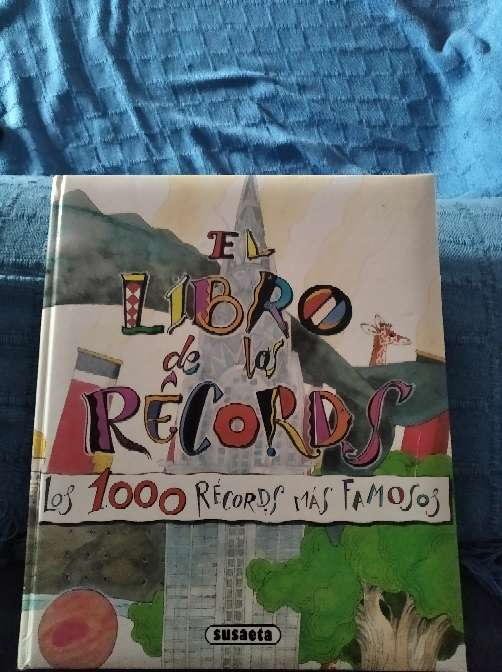 REGALO El libro de los records