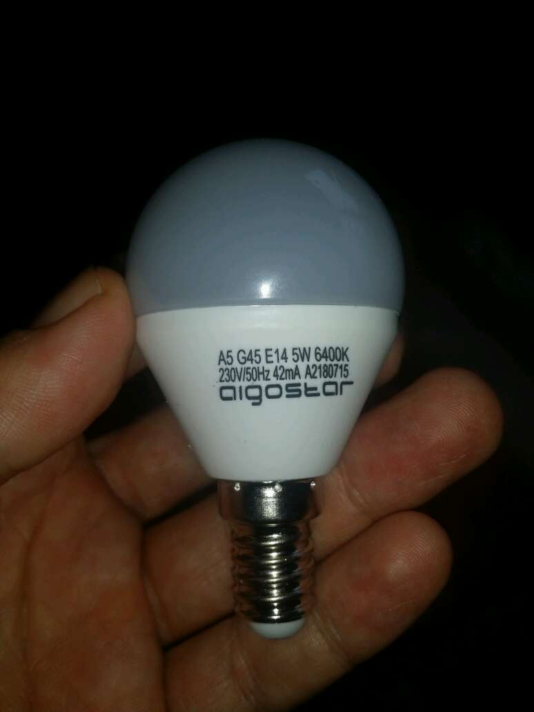 REGALO Bombillas LED luz blanca