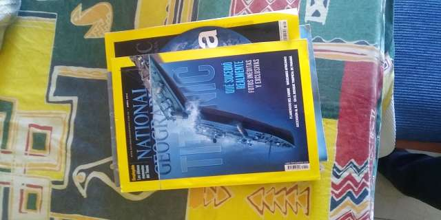 REGALO Revistas National Geographic