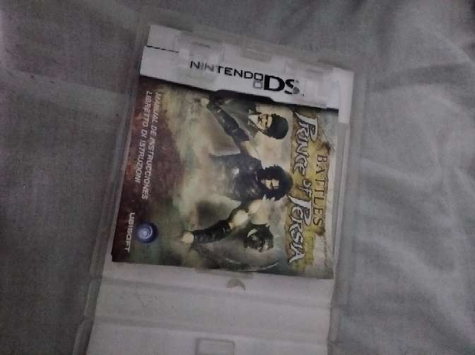 REGALO Juego NDS Prince of Persia 1