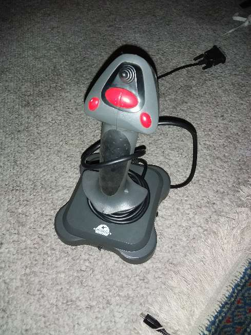 REGALO Joystick para Flight Simulator 1