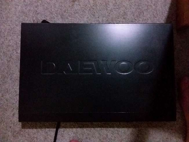 REGALO DVD Daewoo