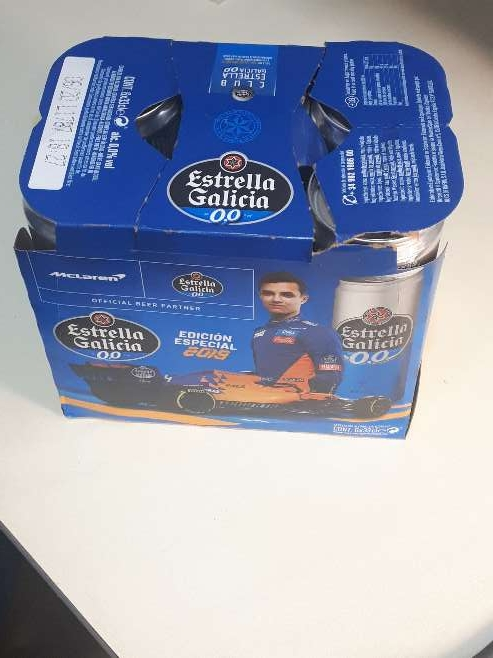 REGALO Pack cerveza sin alcohol (0%)