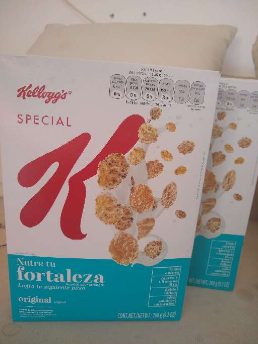REGALO Maizena, harina para hot cakes, miel de Maple, cereal special