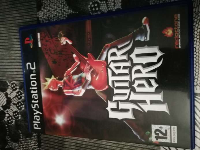 REGALO Guitar hero