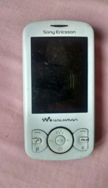 REGALO movil Sony Ericsson MOVISTAR 1