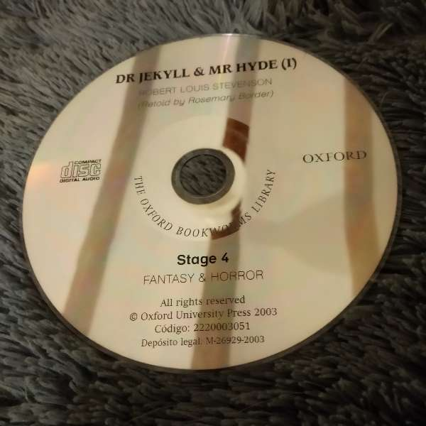 REGALO CD Oxford