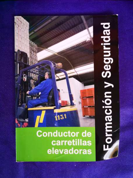 REGALO Libro conductor carretillas